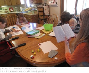 French immersion homeschool curriculum