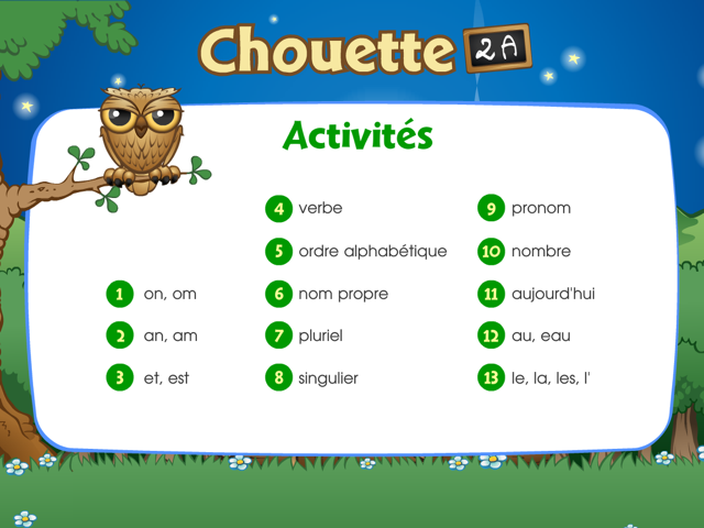 La Chouette app review / critique