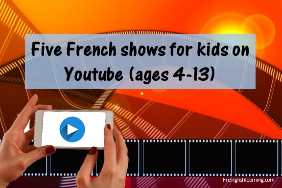 Five french shows for kids on youtube ages 4 13 frenglish - Garfield et cie youtube ...