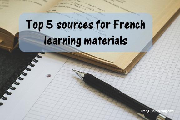 french-learning-materials