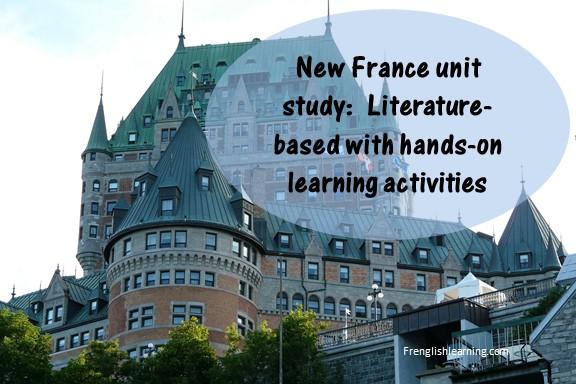 new-france-unit-study