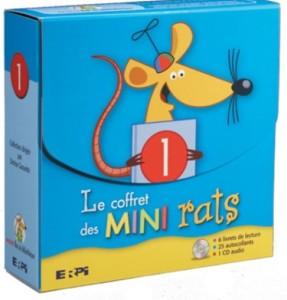 Le coffret des mini rats