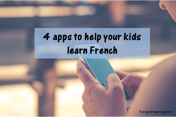 4 apps for learning French
